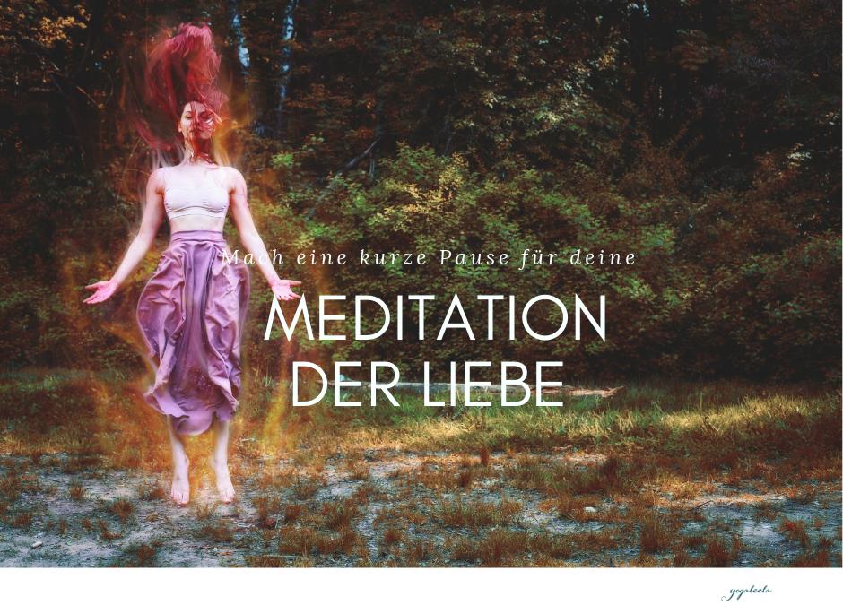 Mediation der Liebe